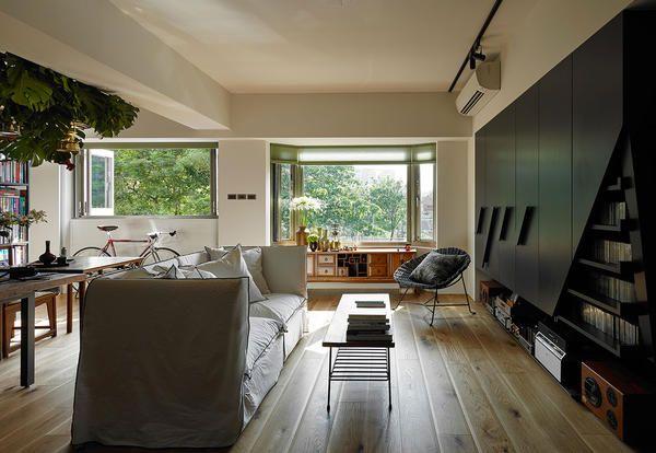 Casa stile giapponese a tapei camping home di ganna design - Casa stile giapponese ...