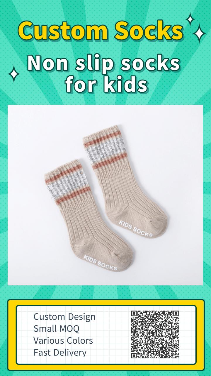 Details about  /Anti Slip Sport Socks Skid Slipper Hospital Yoga Athletic Grip Socks Adults