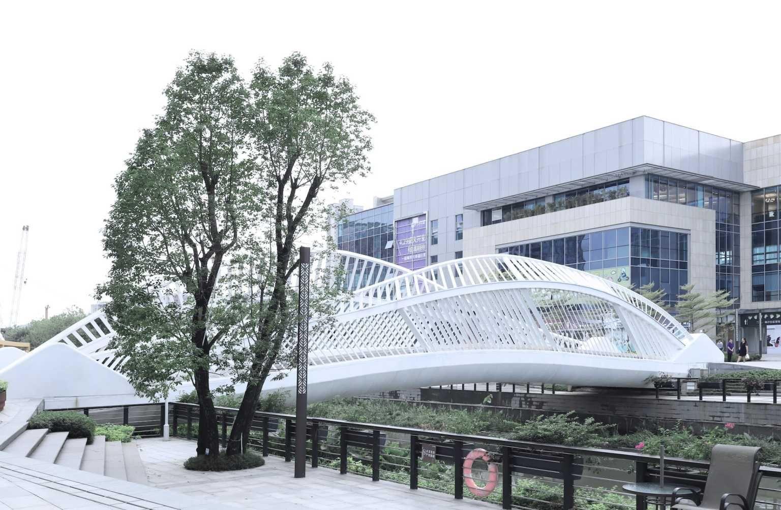 基盛万科中央公园 黑白灰建筑空间摄影 mooool木藕设计网 panyu central park park