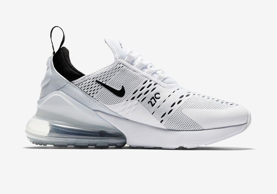 plus récent 6d60d 06c73 Nike Sportswear AIR MAX 270 Baskets basses white/black ...