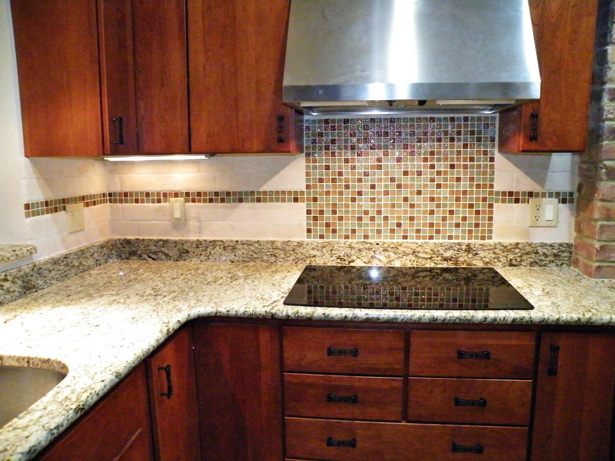 Superbe Kitchen: Glass Tile Backsplash Pictures For Kitchen | Kitchen .