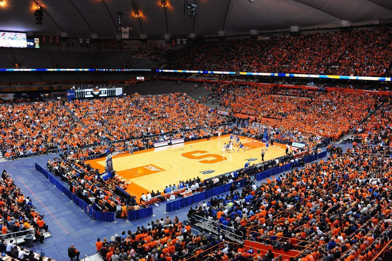 Tickets Syracuse Orange Basketball Vs Duke Blue Devils Tickets 02 22