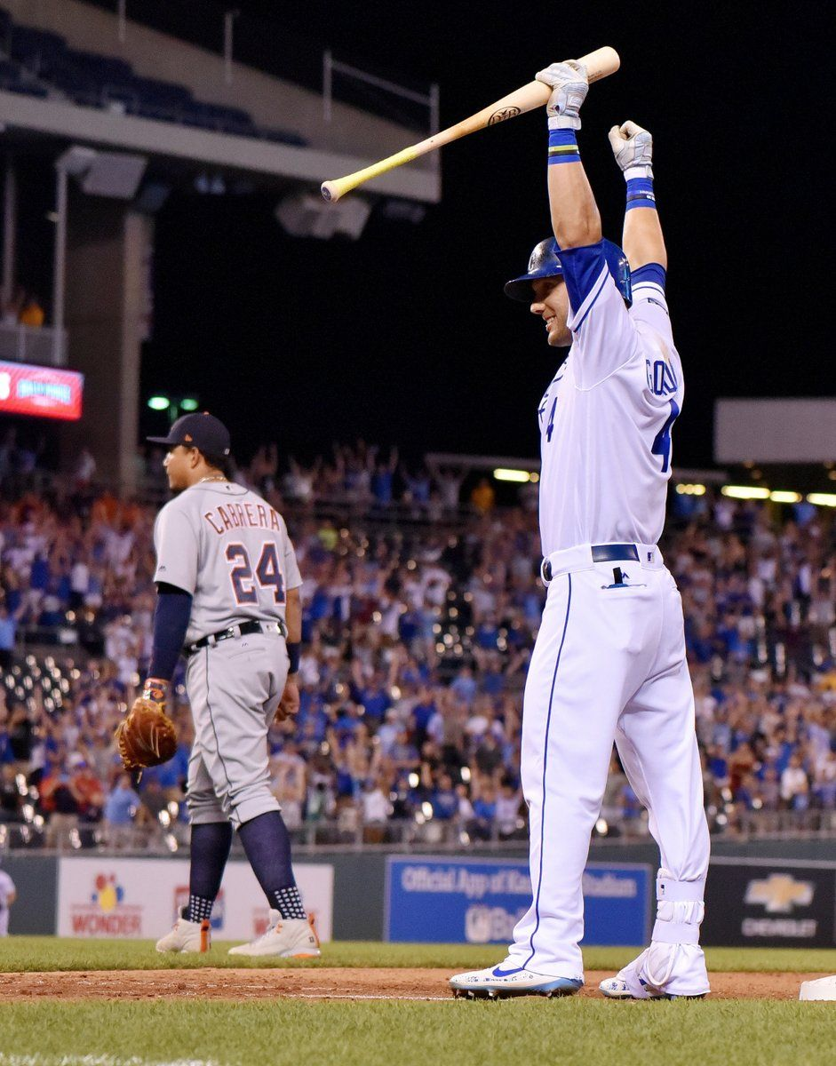 John Sleezer (jsleezer) Twitter Alex gordon, Baseball