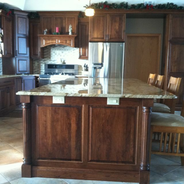 Strange Dark Cherry Kitchen Island 5 X 10 My Kitchen In 2019 Download Free Architecture Designs Rallybritishbridgeorg