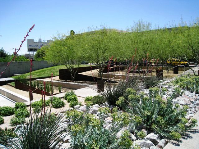 Great Landscape Architecture · Meinel Optical Science Building Expansion    University Of Arizona Campus   San Diego Chapter American Society