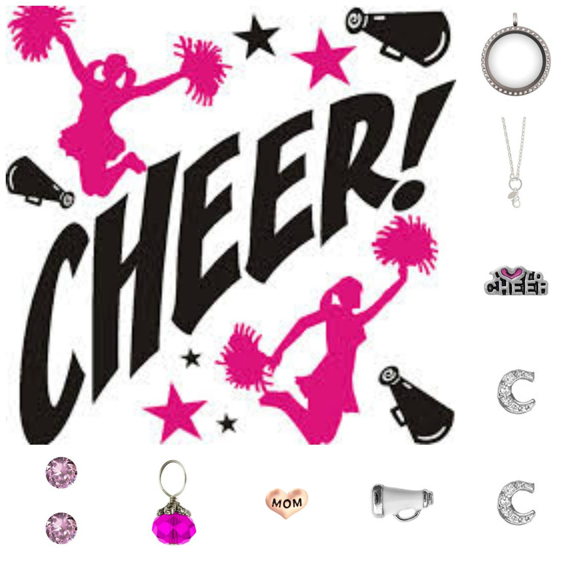 For All Those Dedicated Cheer Mom S Or Cheerleaders Contact Cassidy And Wade Oliver Www Facebook Com 6luckycharms Or Coliver Origamio Estampado S A Selfies