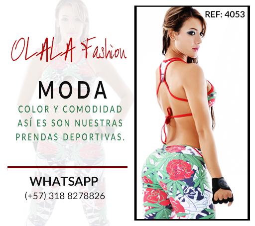 No importa la forma de tu CUEPO, se adaptan a ti.  No importa LA INTENSIDAD de tus movimientos, se adaptan a ti. Así son las prendas deportivas de OLA-LA, Todas son como tú… http://www.ola-laropadeportiva.com/home/144-4053.html Contáctanos por whatsapp al +57 3188278826. Compras, pagina web: www.ola-laropadeportiva.com #Fitness #Blusas #Shorts #Tops #Enterizos #Leggiscolombia #Olalaropadeportiva #Fitnesslifestyle #Ropadeportiva #Foreverolala #Bodyfit…