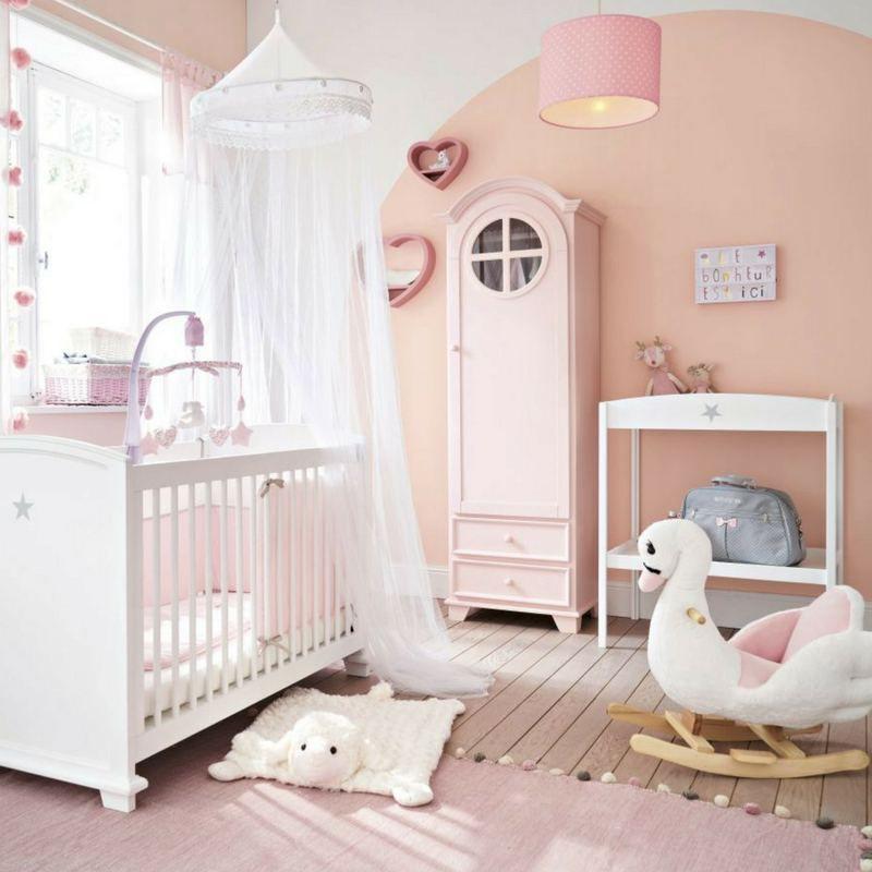 20 Astuces pour Aménager une Chambre Bébé Pratique & Déco | Chambre bébé pratique, Maison du ...