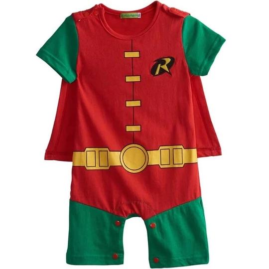 Baby Boys Ninja Turtle Costume Romper Newborn Playsuit Infant Jumpsuit Outfits
