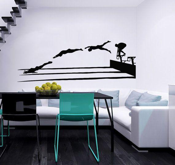 Murales Per Interni Casa.Muro Decalcomanie Vinile Adesivo Decalcomania Murales Interni Casa