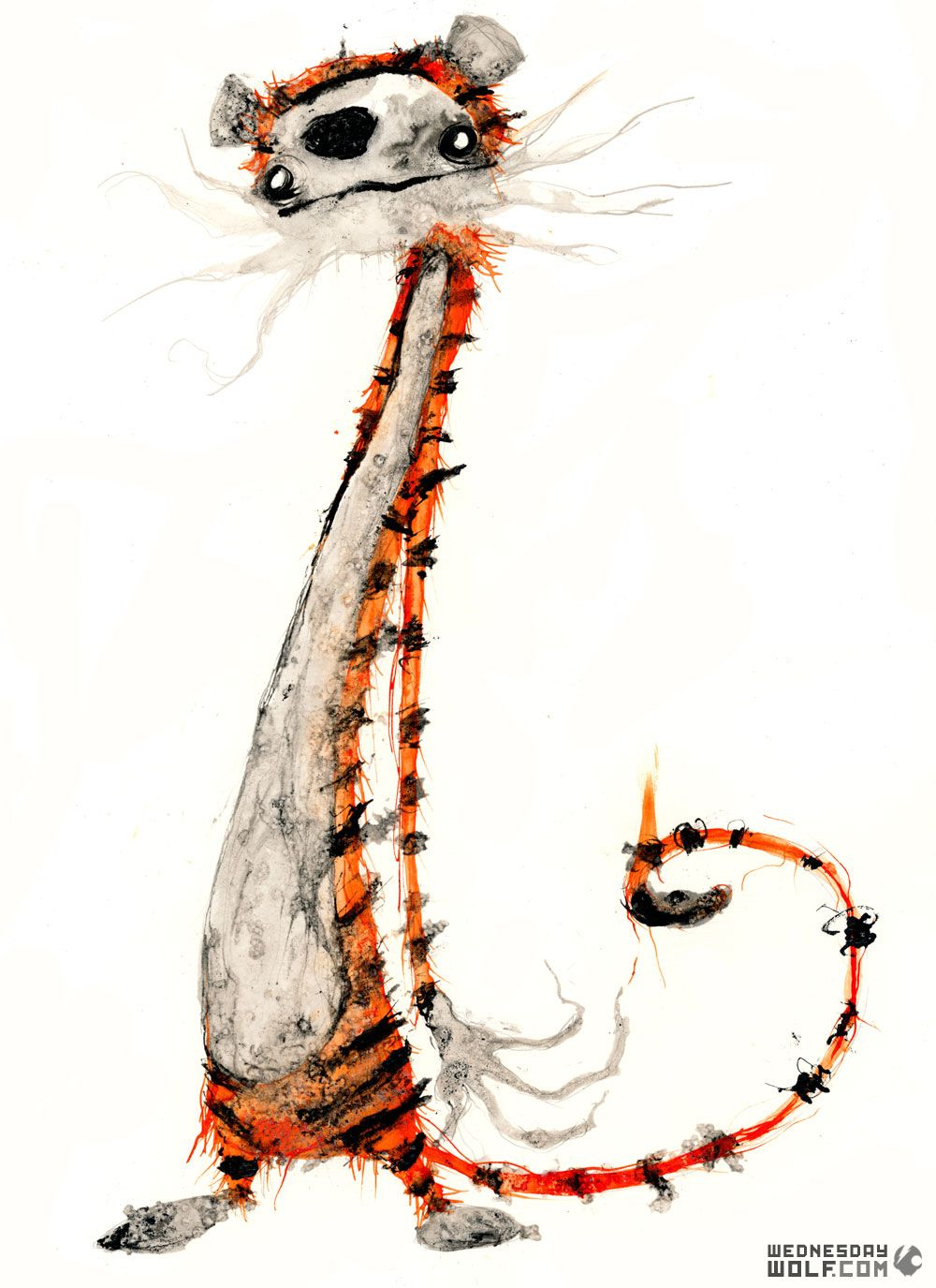 Abstract grotesque Hobbes | Style | Pinterest