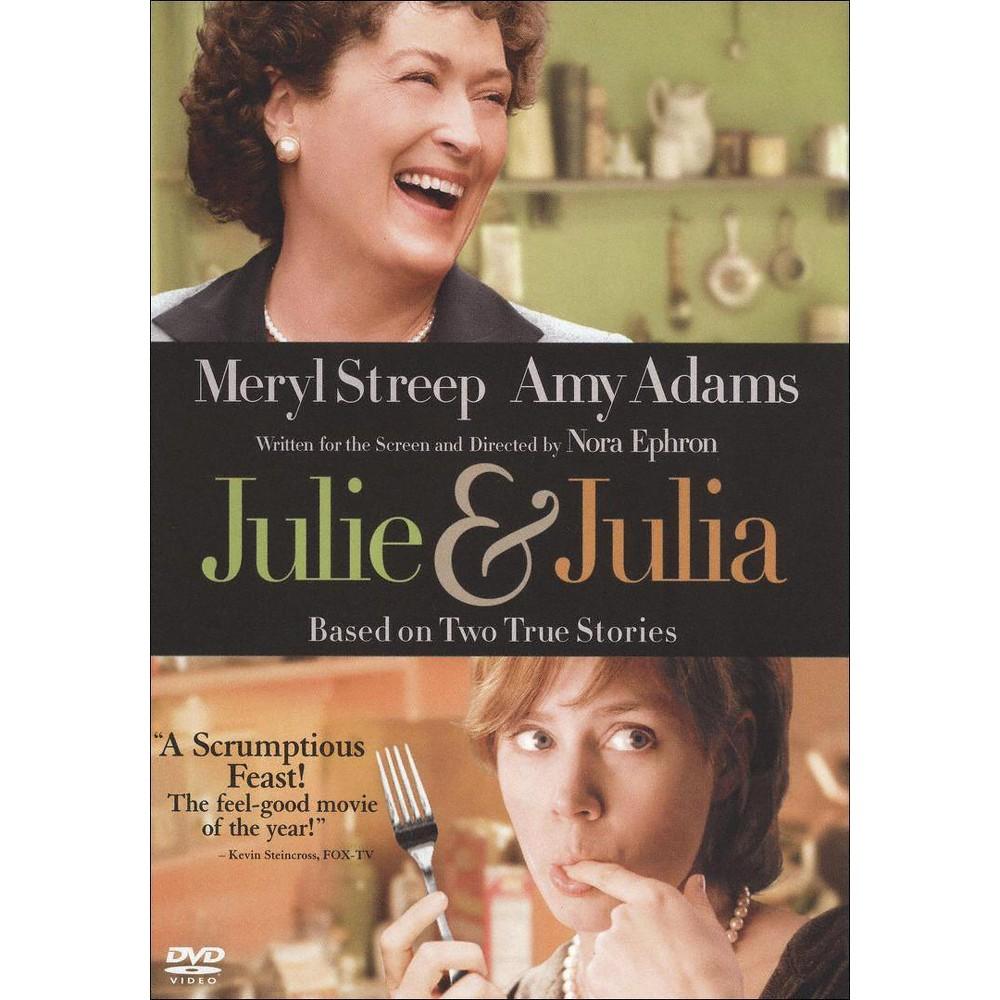 Julie & Julia (dvd_video) | Meryl streep, Movies, Movies ...