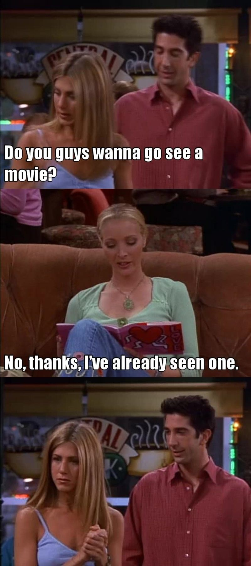 Phoebe No One Beats Her Friends Phoebe Friends Funny Moments Friends Moments