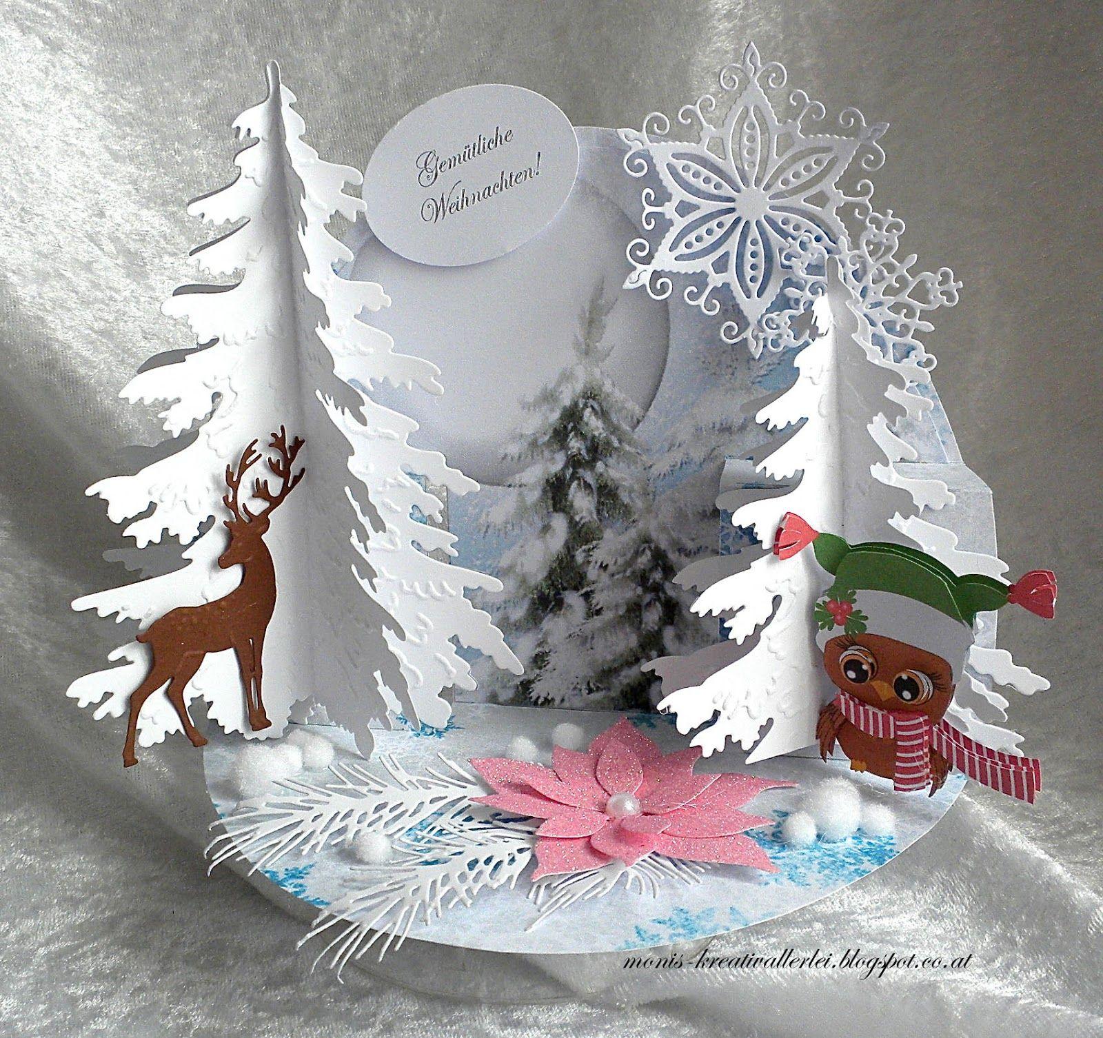 Weihnachten rückt immer näher... Wünsche euch viel Spaß beim Ansehen ...