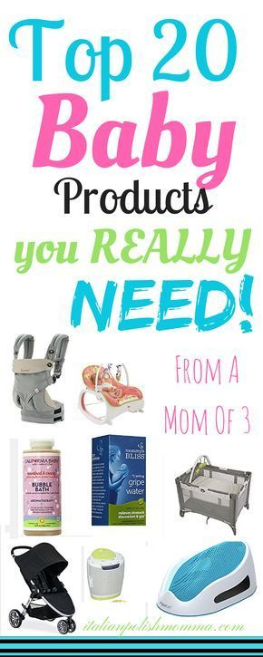 Top Baby Products You Really Need Pinterest - baby registry checklists