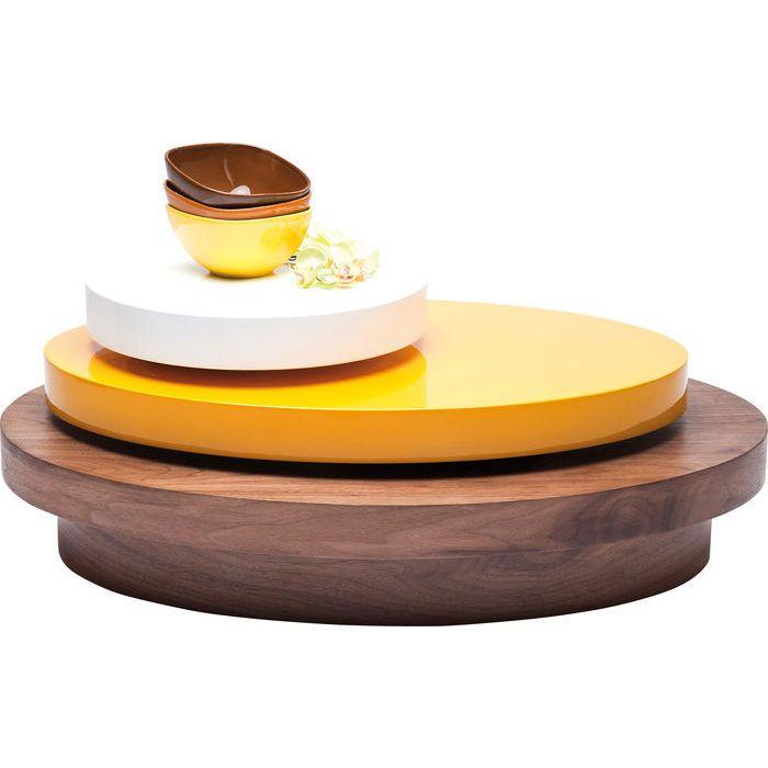 Coffee Table Horizon 90x65cm   KARE Design