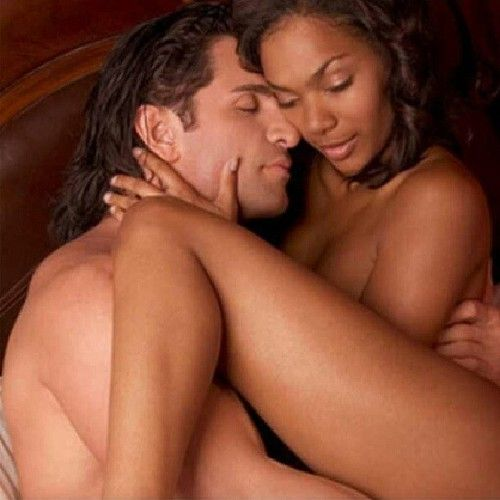Interracial sex white man