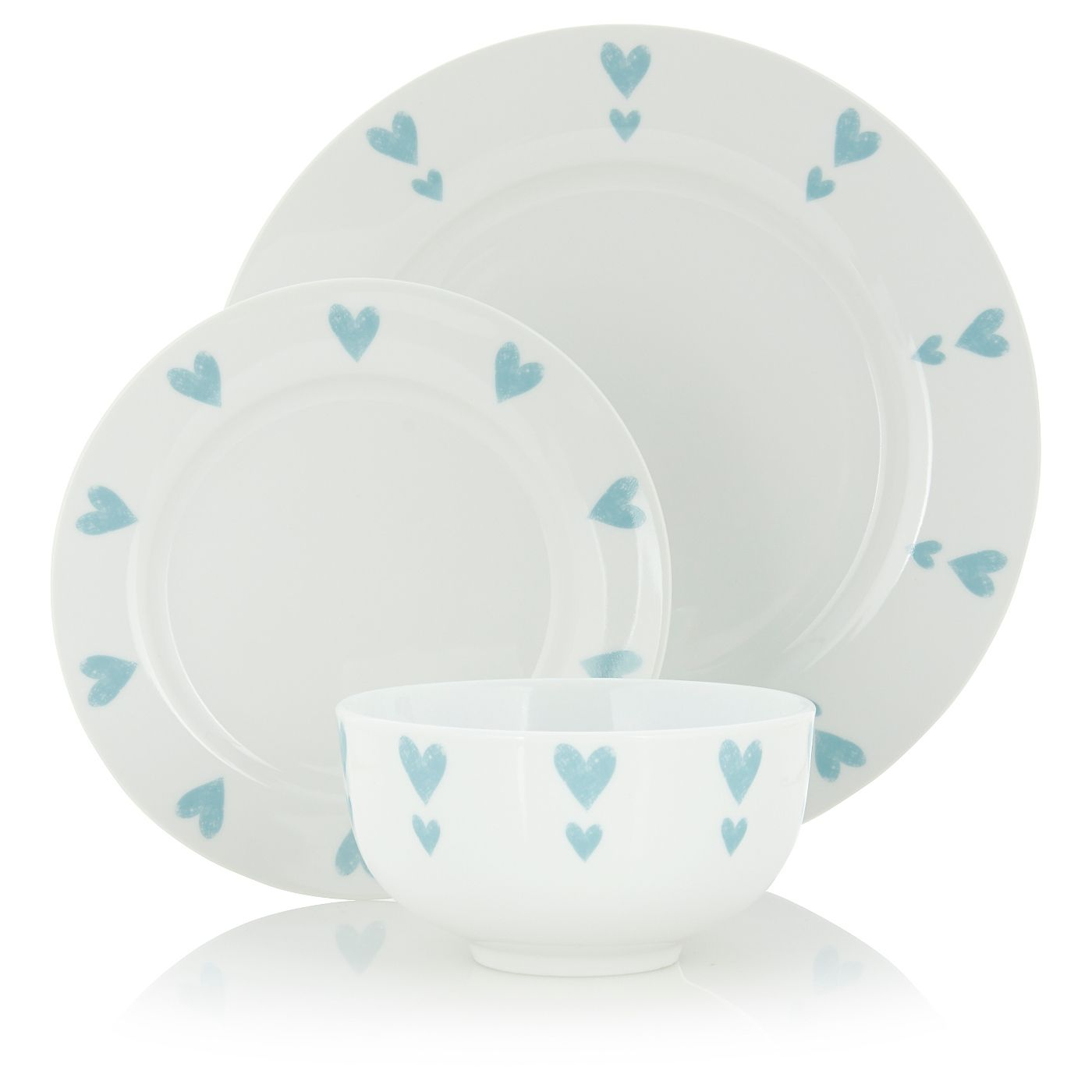 George Home Hearts Kitchen Range | Dining | ASDA direct these are ...