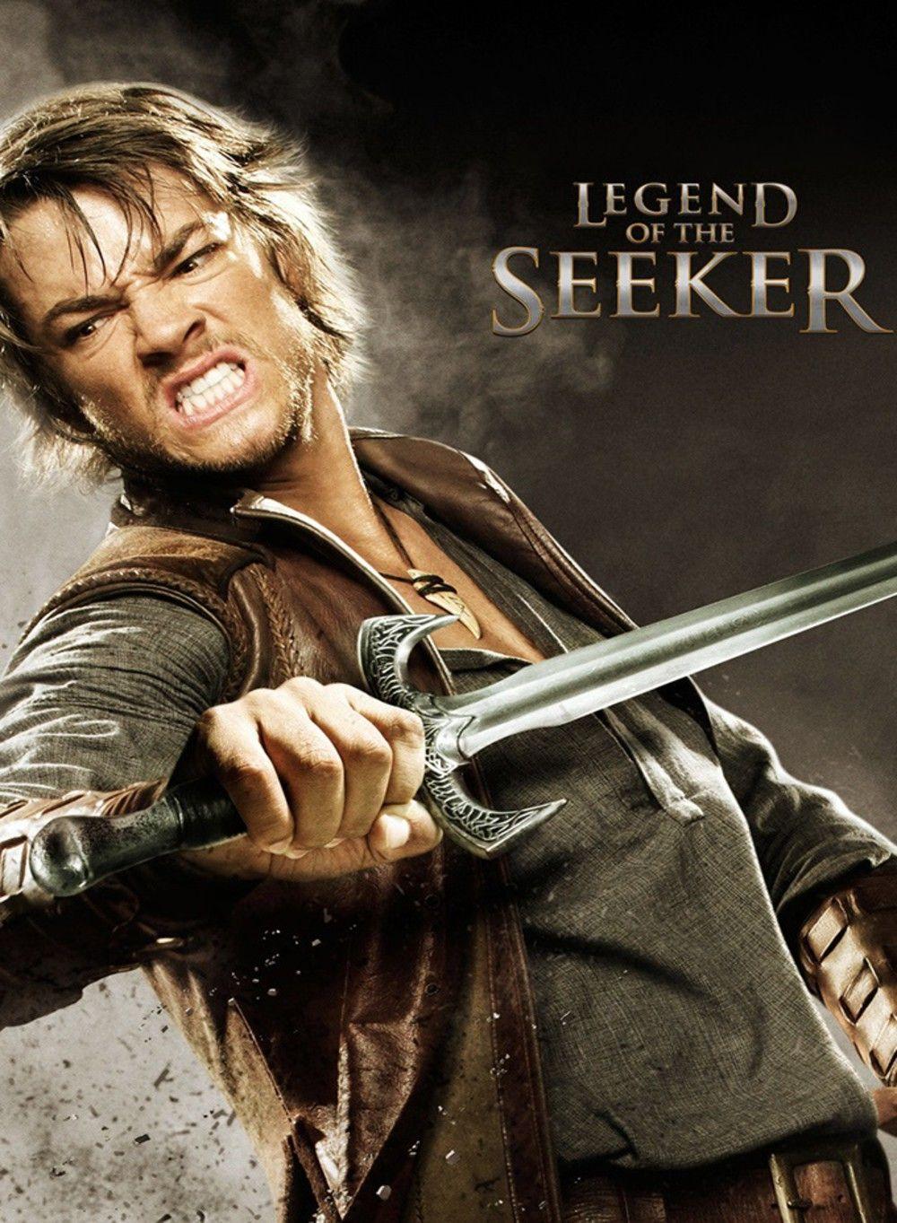 Legend_Of_The_Seeker.jpg (1000×1363) Film, Téléfilm