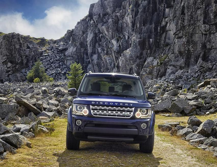 Land Rover Discovery 4 new