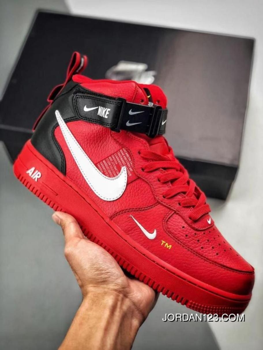Air Force Collaboration 804609 605 Nike Air Force One