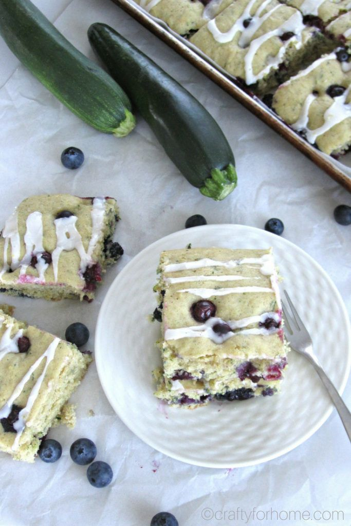 Blueberry Zucchini Cake Recipe Keto Recipes Pinterest