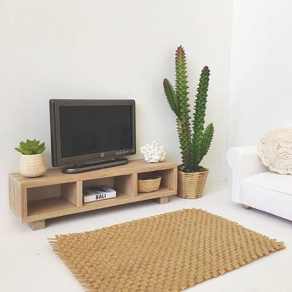 Miniature Low Sideboard/TV unit