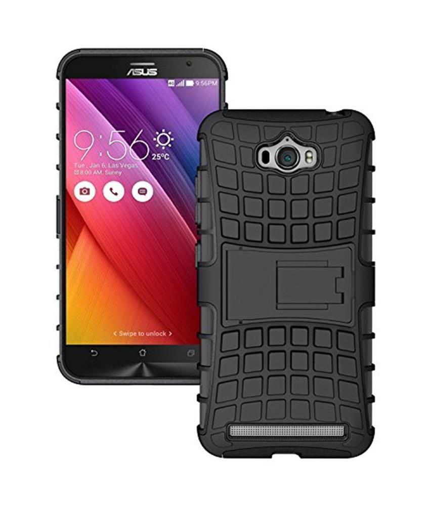 Tbz Hard Grip Rubberized Kickstand Back Cover Case For Asus Zenfone Goospery Samsung Galaxy Grand Prime Canvas Diary Green Max Zc550kl
