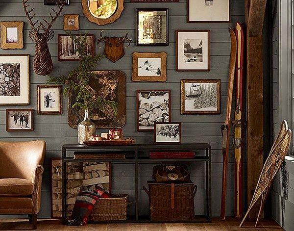 Przedpokoje Styl Skandynawski Rustyklany Klasyczny I Pop Art Aktualnosci Meble Do Przedpokoju I Aranzacje Online S Cabin Decor Lodge Decor Home Decor