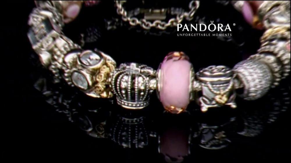 pandora bracelet charms Jared TV Spot Pandora Charm Bracelets