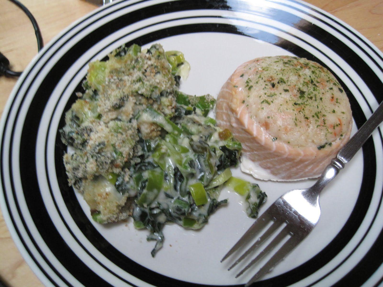 Mushroom & Red Rice Casserole with Baked Eggs & Kale ...  |Kale Turnip Casserole