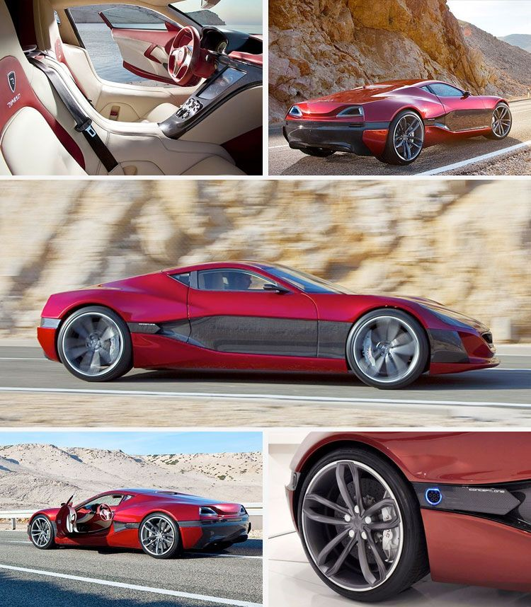 Rimac Concept One, The Dream Of An Electric Supercar Came
