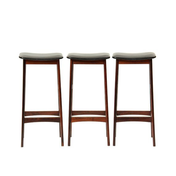 Dyrlund Bar Stools For Wyeth Home Featured In The House Beautiful