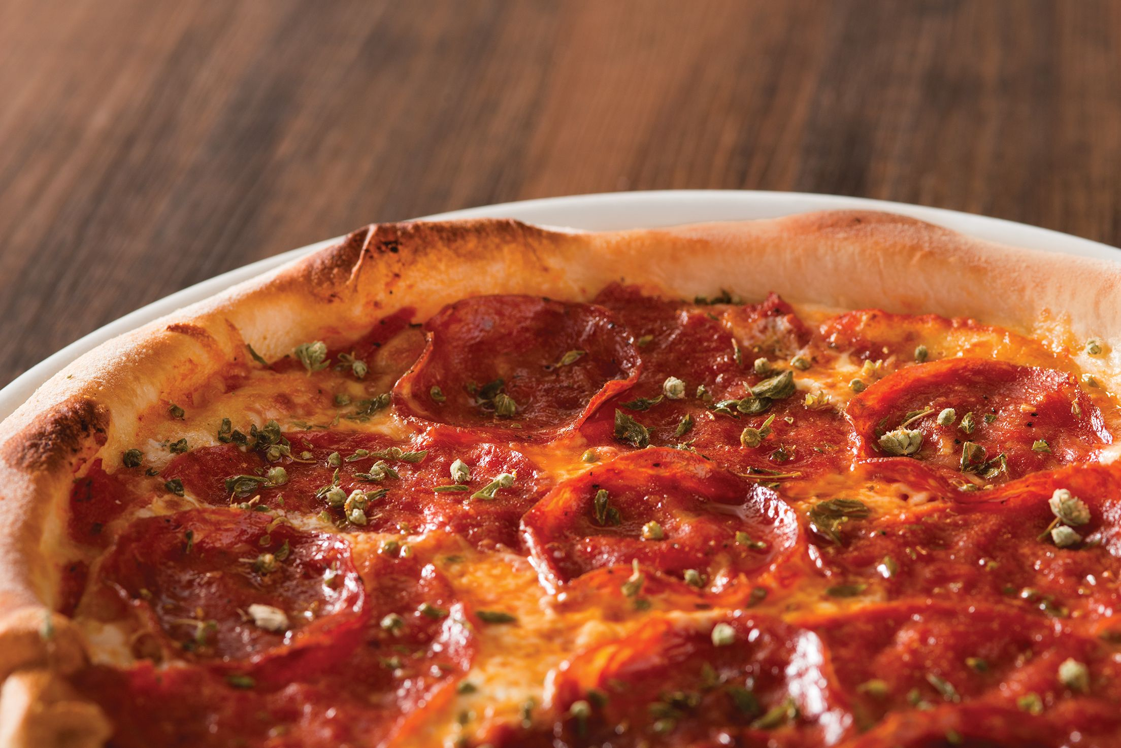 Pepperoni Pizza On Hand Tossed Dough California Pizza Kitchen With Images California Pizza Kitchen Menu California Pizza California Pizza Kitchen