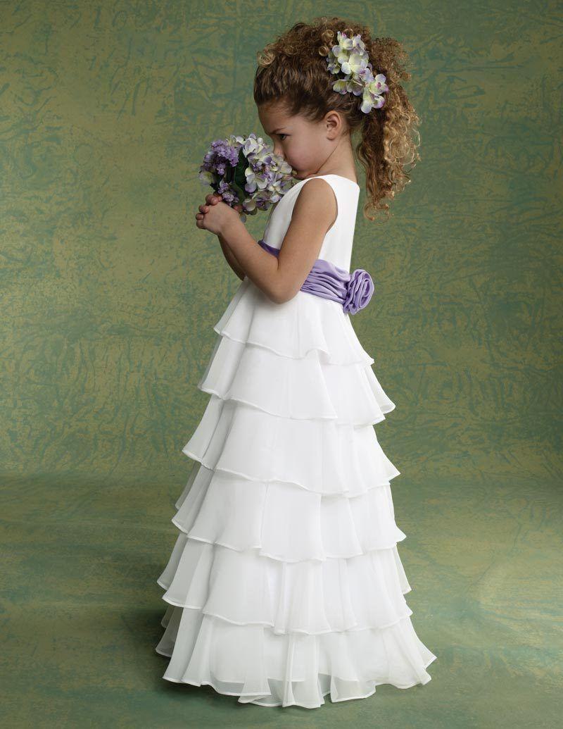 Flower Girl Dress L503 By Jordan Fashion Cecelia Kelly Pinterest