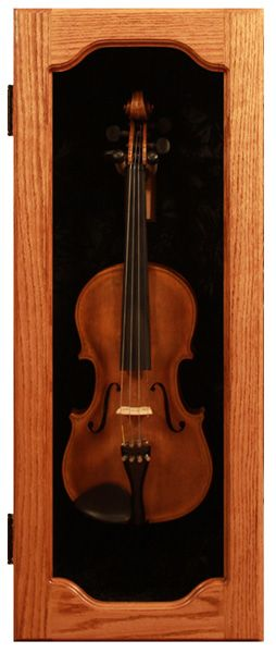 A nice way to display Dad's old violin | Decorating in 2019