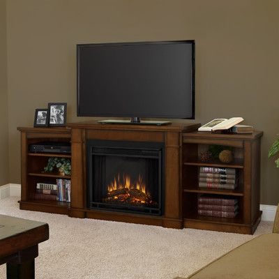75 Inch Tv Stand Wayfair Fireplace Entertainment Fireplace Entertainment Center Electric Fireplace Tv Stand