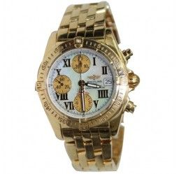BREITLING CHRONO COCKPIT MEN'S WATCH 39MM 18K YELLOW GOLD K13358 For more info, click this link: http://www.luxurysouq.com/Breitling-Chrono-Cockpit-Mens-Watch-18K-Yellow-Gold-K13358
