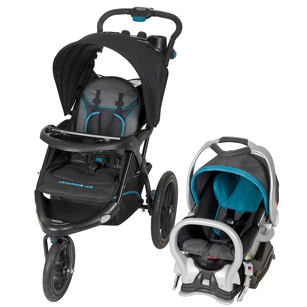 Make life on the go simple with the Baby Trend Expedition
