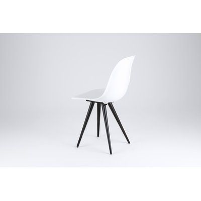 Modern Chairs Usa Angel Dining Chair Color White Products In