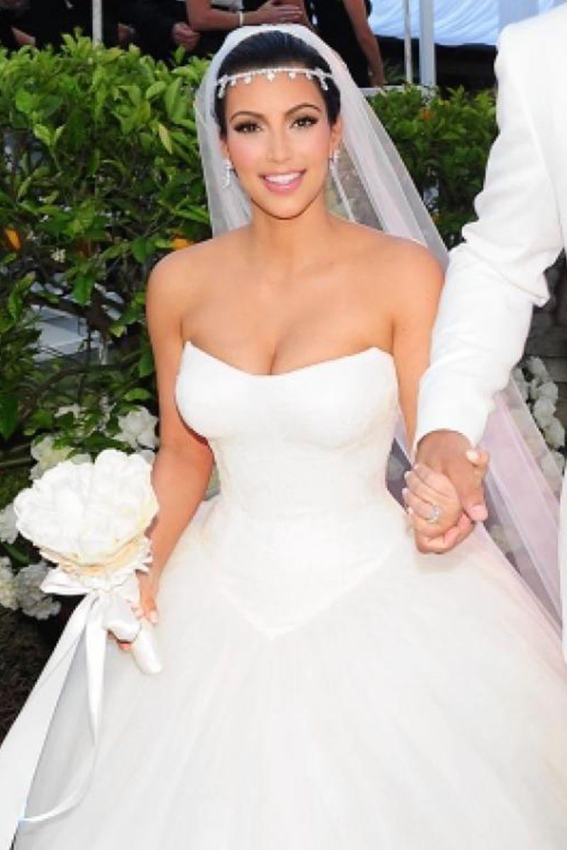 Kim Kardashian Mermaid Wedding Dress Wedding Dresses Mermaid Wedding Dress Dresses [ 952 x 952 Pixel ]