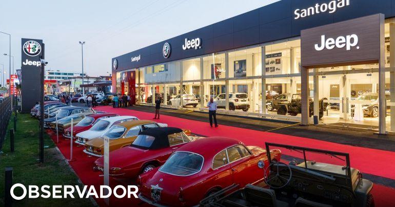 Alfa Romeo E Jeep Tem Novas Instalacoes No Estoril Alfa Romeo