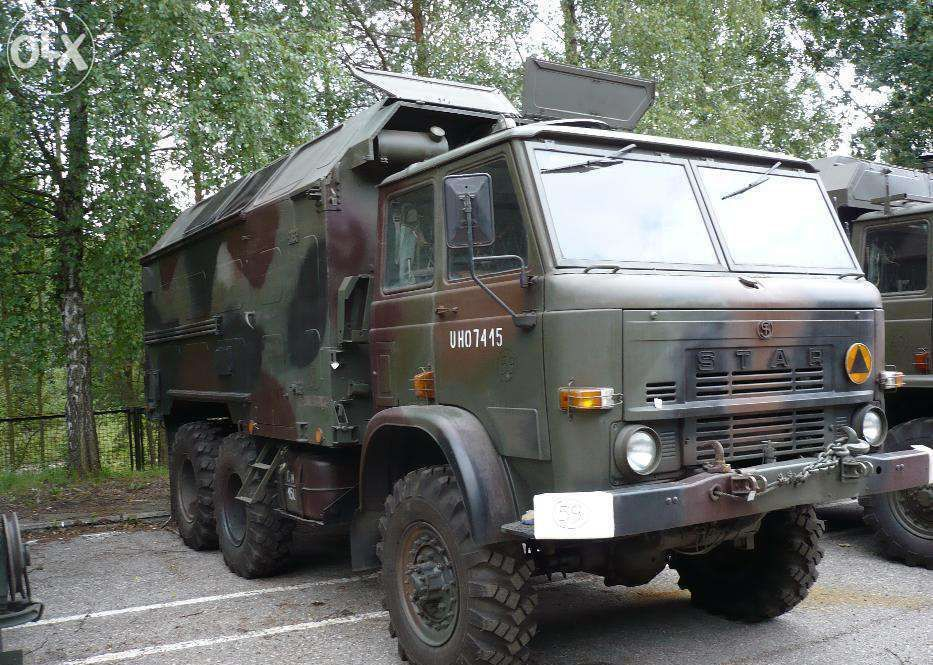 STAR 266 military trucks for sale, military vehicle from Poland, buy