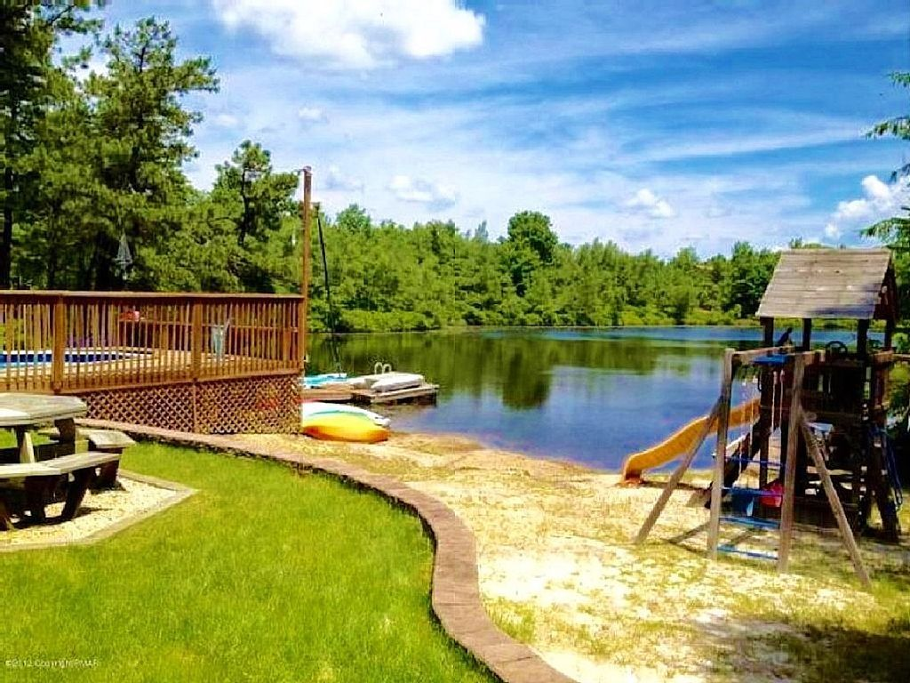 House vacation rental in long pond pa usa from