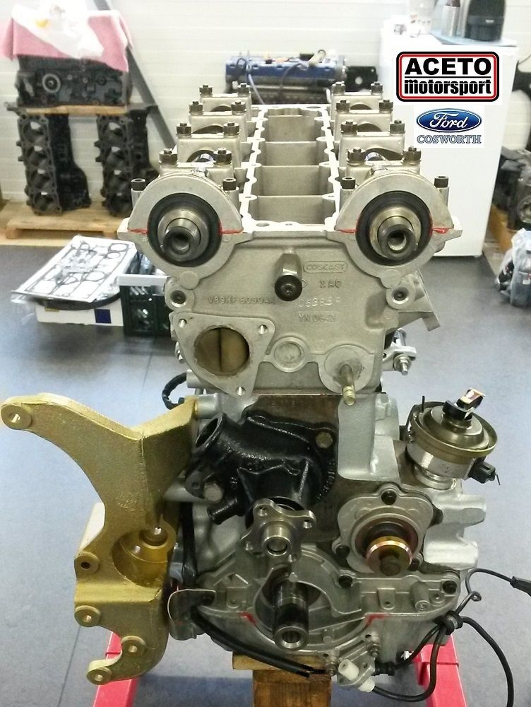 Ford RS Cosworth YB Engine Rebuild by Aceto Motorsport