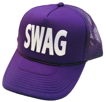 Purple Swag Hat Ragehats Ragehats Com