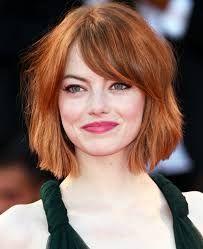 resultado de imagen de corte de pelo mujer media melena y flequillo