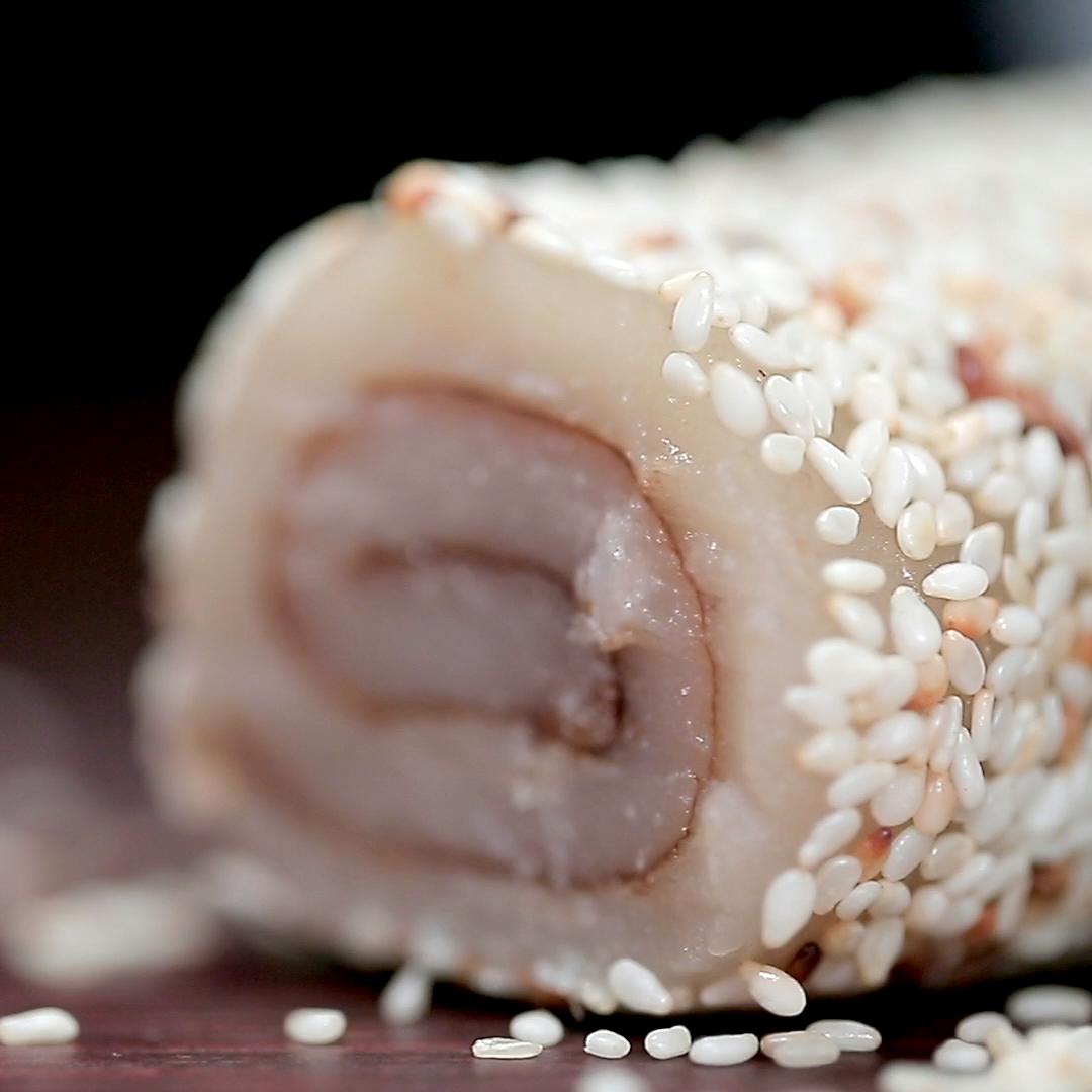 Video Mochi Gulung Ide Makanan Makanan Ringan Manis Makanan Penutup