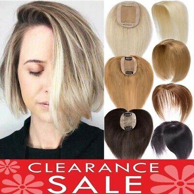 Details about US Mono Silk Base Women Human Hair T