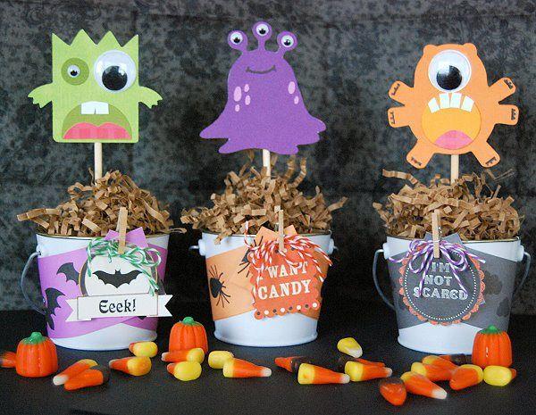 Monsterously Adorable Halloween Decor Halloween games, Monster
